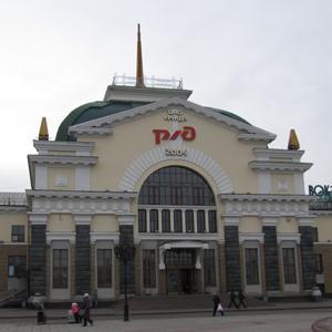 Железнодорожные вокзалы Могочи